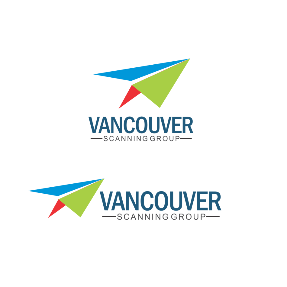 Logo Design by hammet77 - Entry No. 92 in the Logo Design Contest Vancouver Scanning Group.
