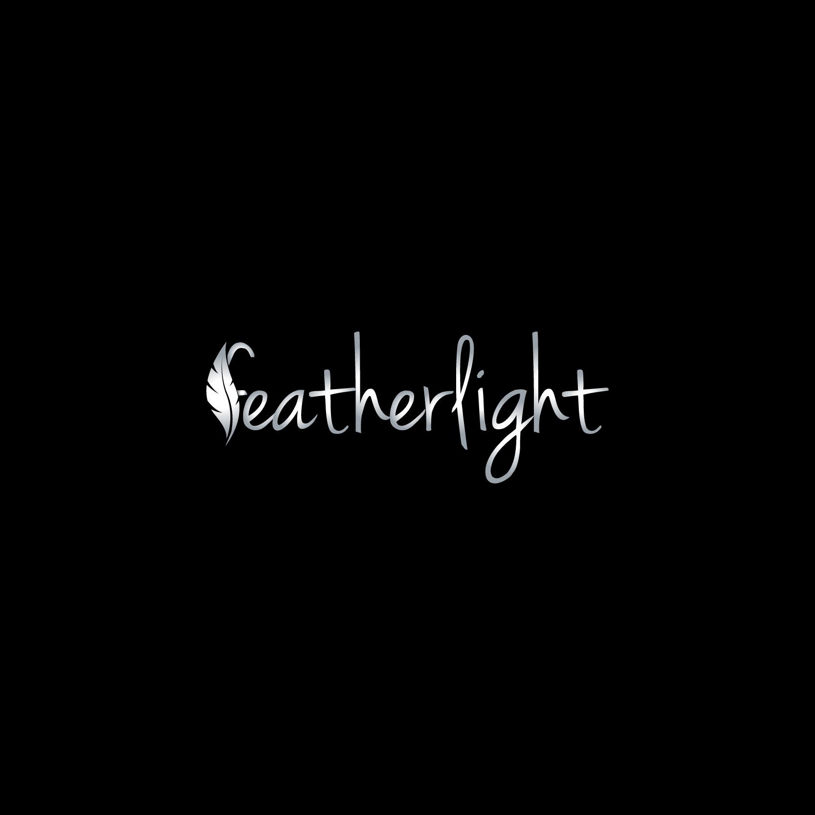 Logo Design by gina - Entry No. 1 in the Logo Design Contest Fun Logo Design for featherlight.