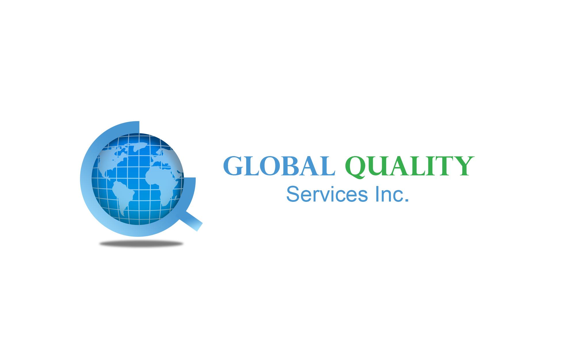 Logo Design by Dante Frits - Entry No. 91 in the Logo Design Contest Inspiring Logo Design for Global Quality Services Inc..