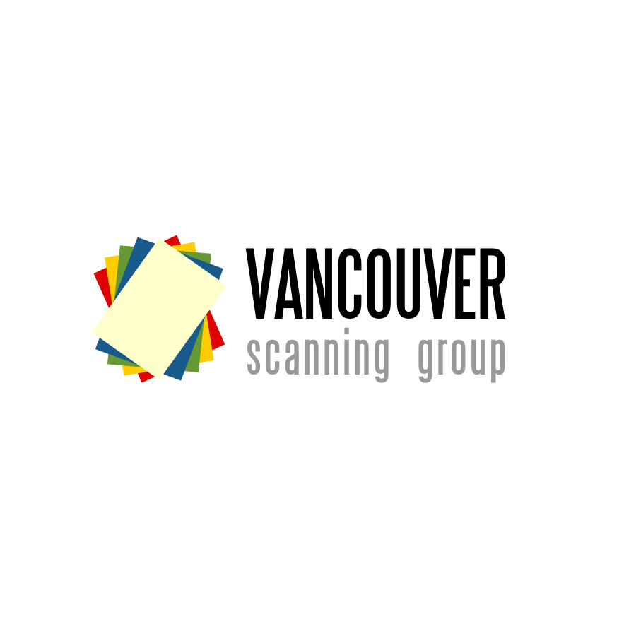 Logo Design by Rudy - Entry No. 96 in the Logo Design Contest Vancouver Scanning Group.