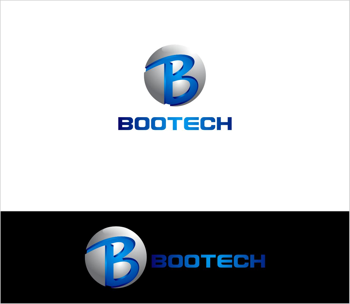 Logo Design by Private User - Entry No. 82 in the Logo Design Contest Fun Logo Design for Bootech.