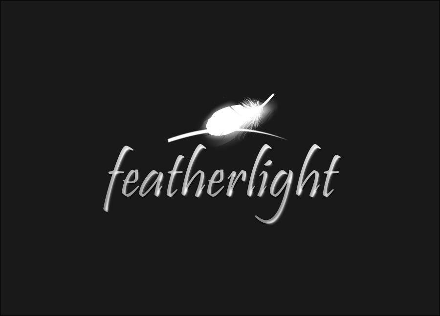Logo Design by Private User - Entry No. 14 in the Logo Design Contest Fun Logo Design for featherlight.