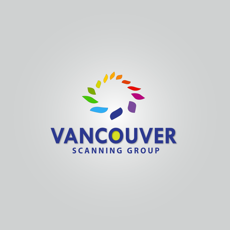 Logo Design by moonflower - Entry No. 102 in the Logo Design Contest Vancouver Scanning Group.