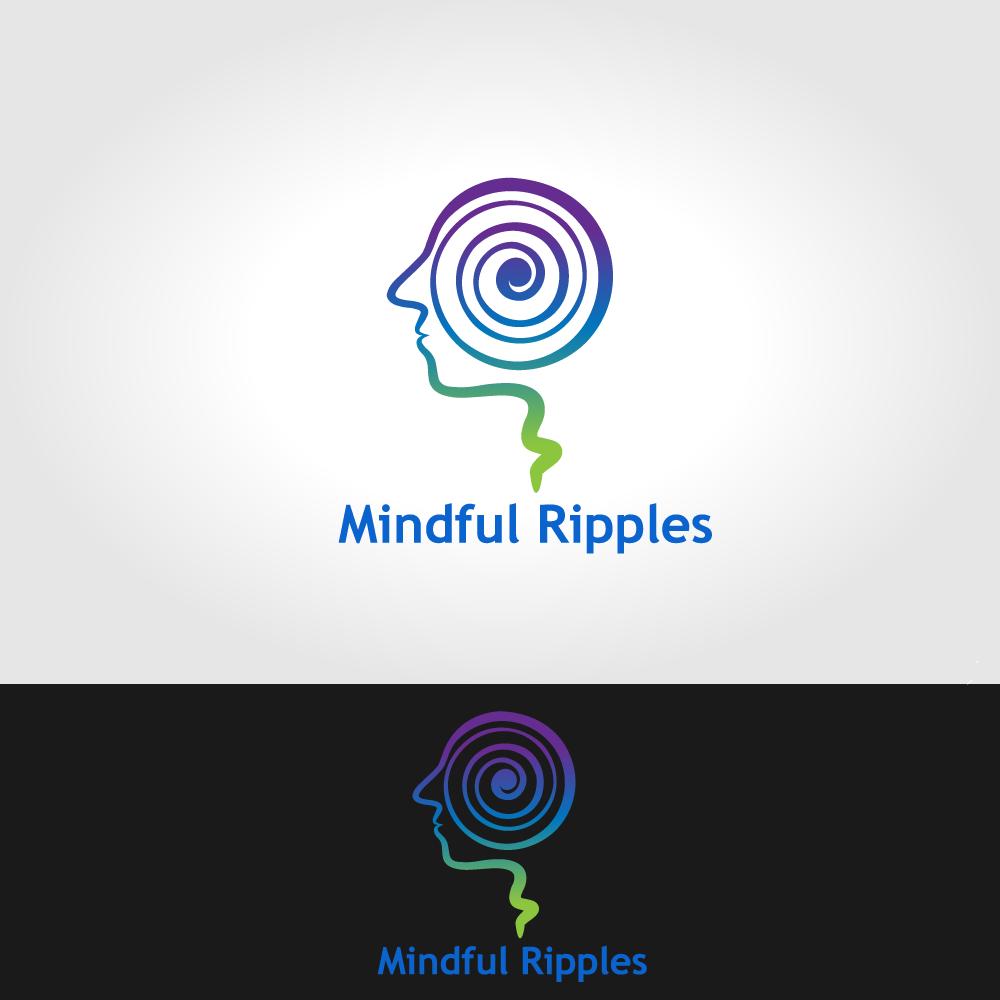 Logo Design by rockin - Entry No. 3 in the Logo Design Contest Mindful Ripples Logo Design.