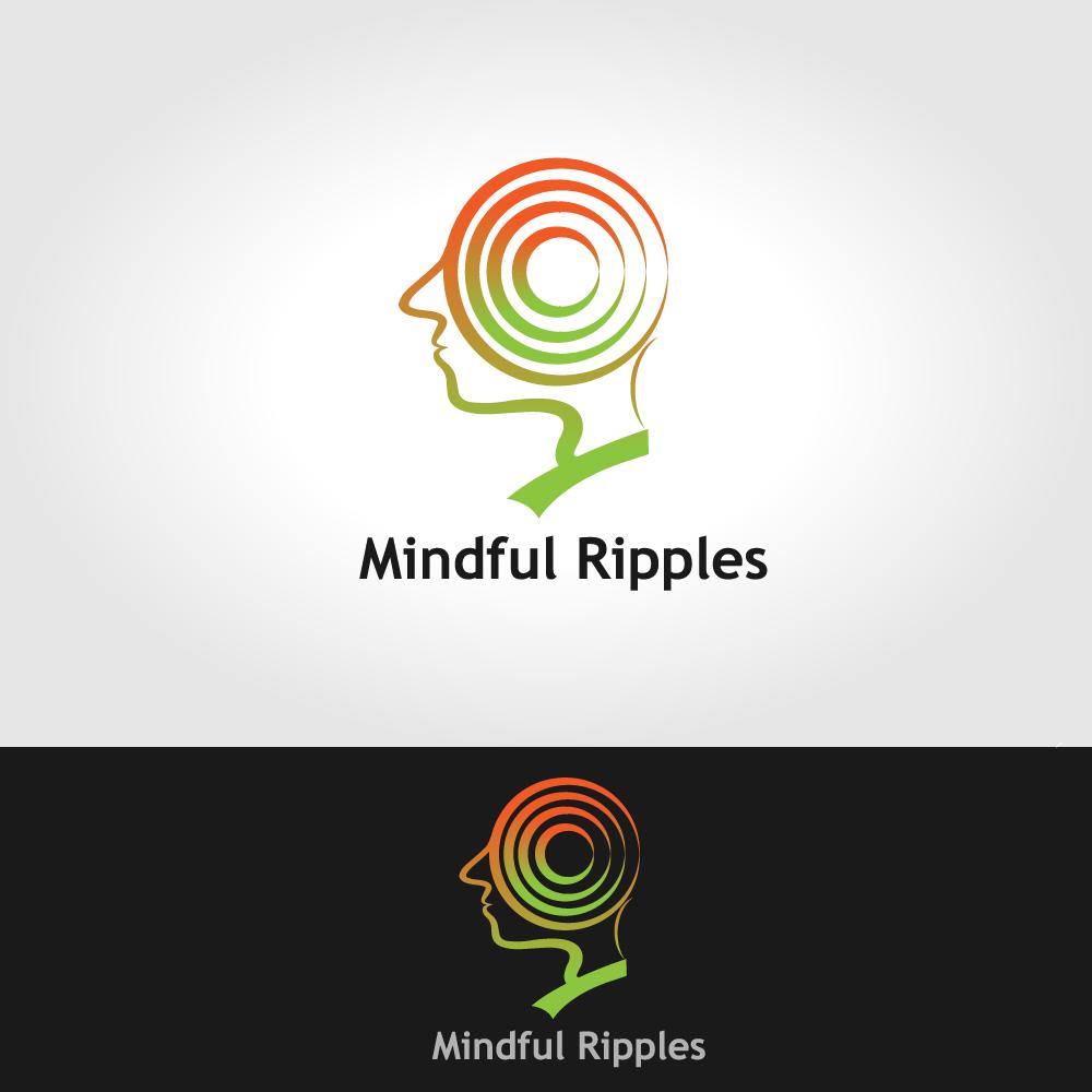 Logo Design by rockin - Entry No. 4 in the Logo Design Contest Mindful Ripples Logo Design.