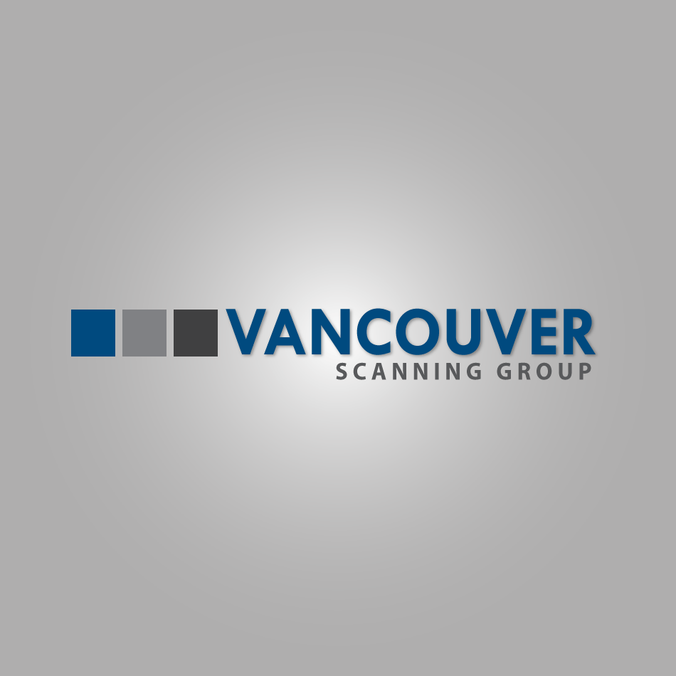 Logo Design by moonflower - Entry No. 106 in the Logo Design Contest Vancouver Scanning Group.