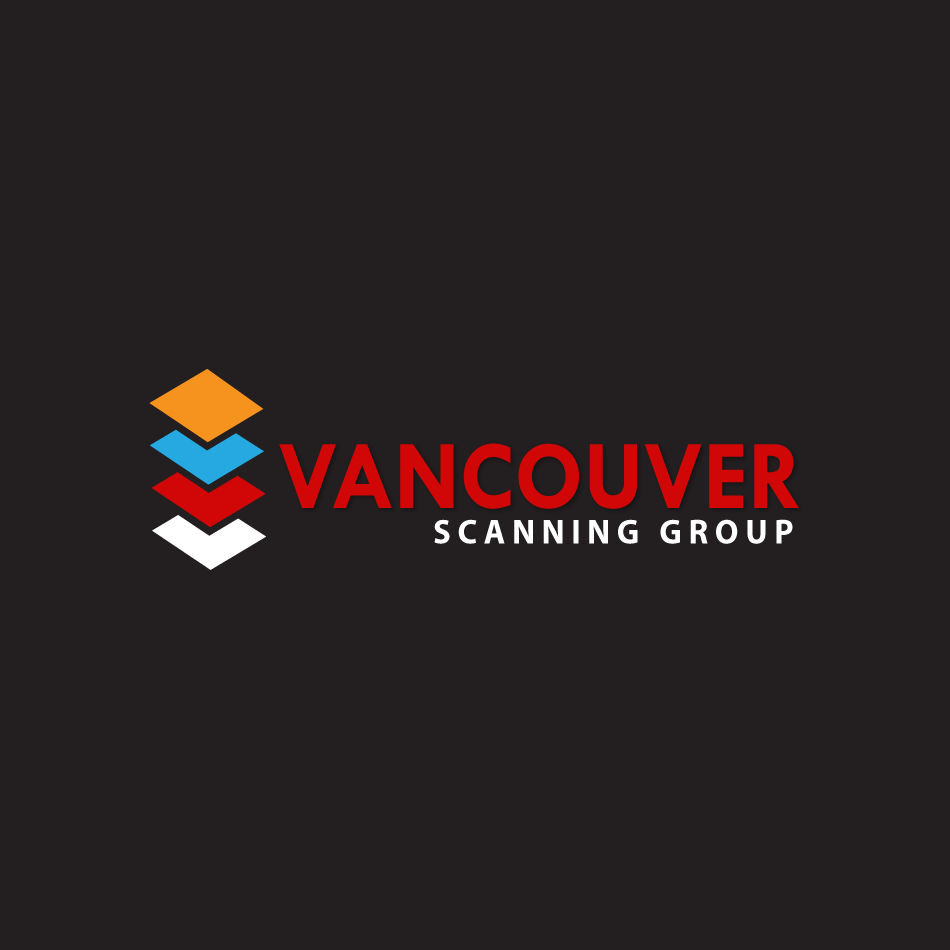 Logo Design by moonflower - Entry No. 109 in the Logo Design Contest Vancouver Scanning Group.