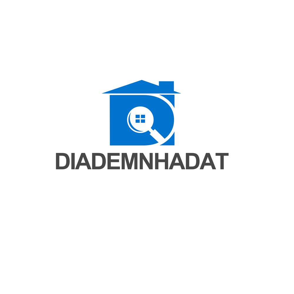 Logo Design by Private User - Entry No. 35 in the Logo Design Contest New Logo Design for DIADIEMNHADAT.