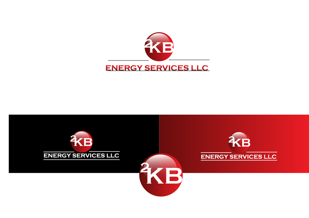 Logo Design by Private User - Entry No. 18 in the Logo Design Contest Creative Logo Design for 2KB Energy Services, LLC.