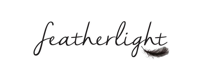 Logo Design by RasYa Muhammad Athaya - Entry No. 18 in the Logo Design Contest Fun Logo Design for featherlight.