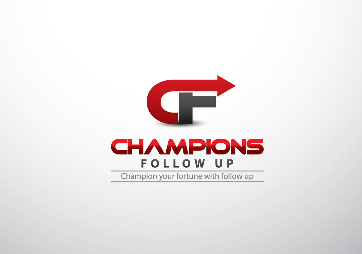 Logo Design by Asrullah Muin - Entry No. 1 in the Logo Design Contest Fun Logo Design for Champions Follow Up.