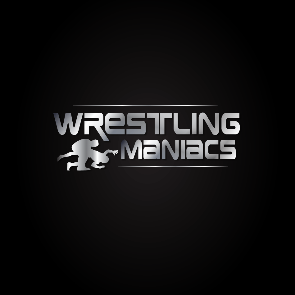 Logo Design by moonflower - Entry No. 58 in the Logo Design Contest Wrestling Maniacs.