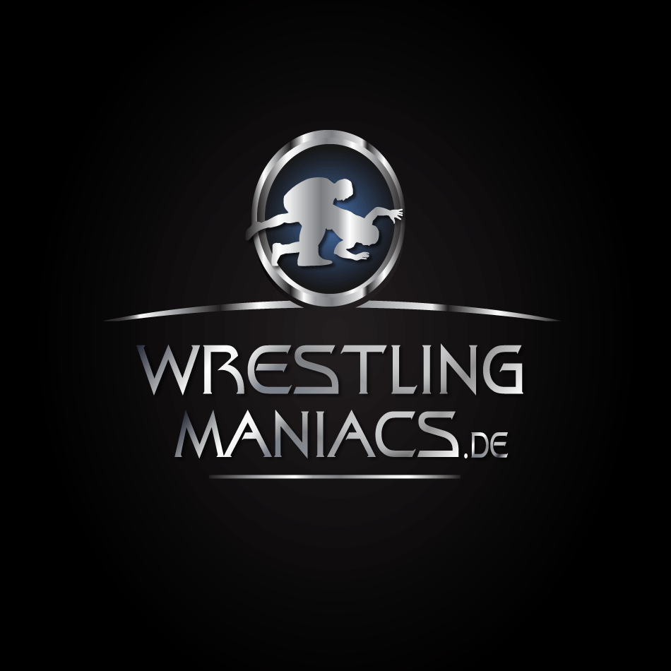 Logo Design by moonflower - Entry No. 59 in the Logo Design Contest Wrestling Maniacs.