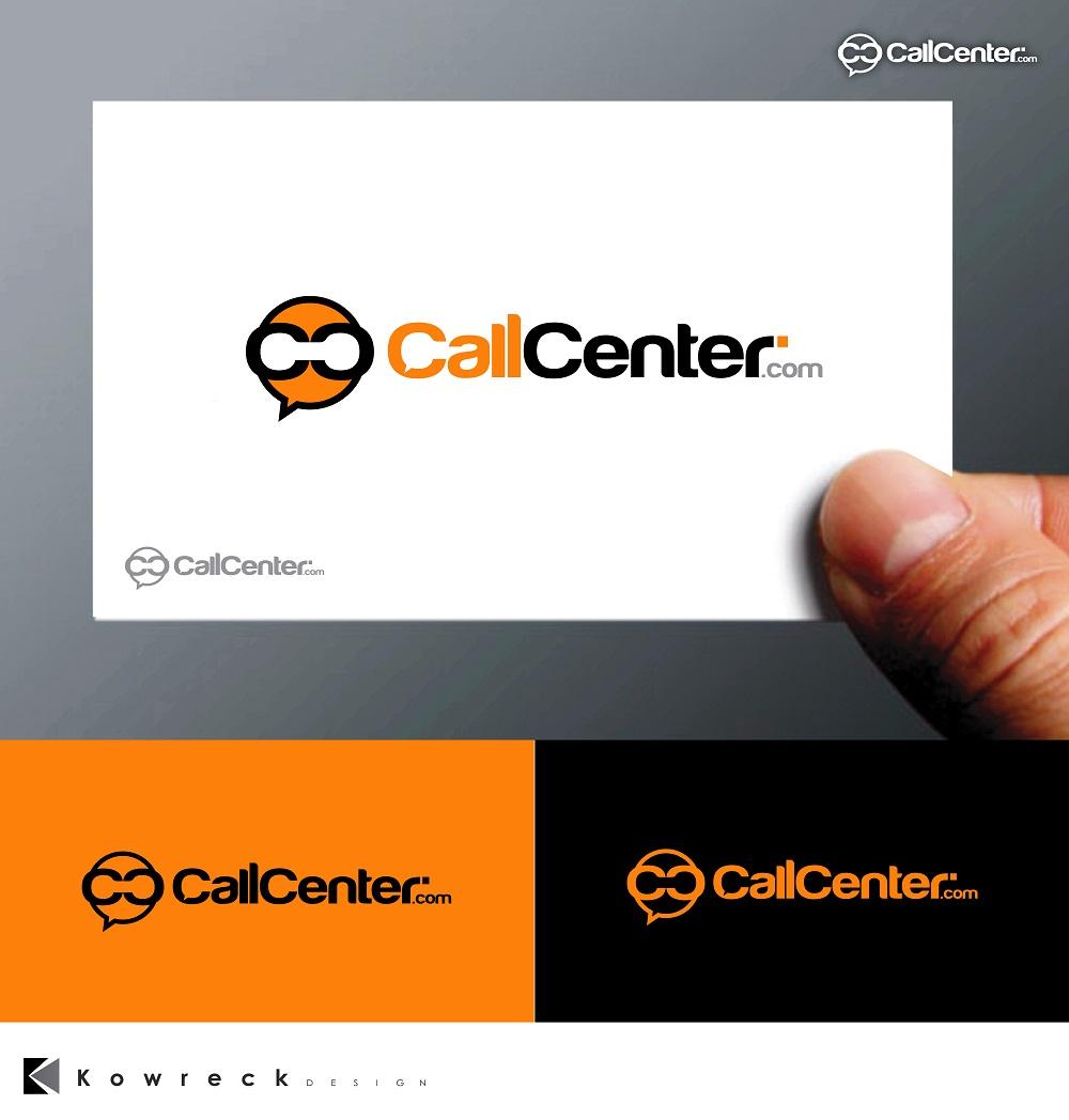 Logo Design by kowreck - Entry No. 18 in the Logo Design Contest Captivating Logo Design for CallCenter.com.