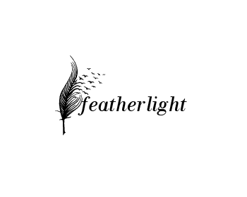 Logo Design by Private User - Entry No. 48 in the Logo Design Contest Fun Logo Design for featherlight.