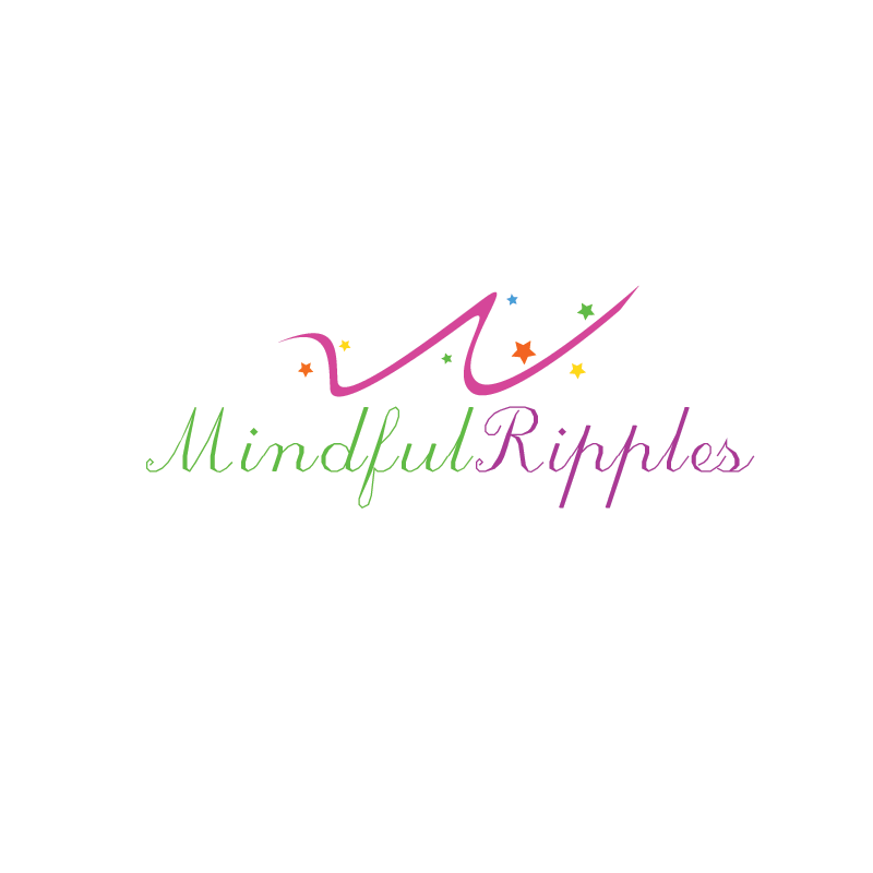 Logo Design by Private User - Entry No. 18 in the Logo Design Contest Mindful Ripples Logo Design.