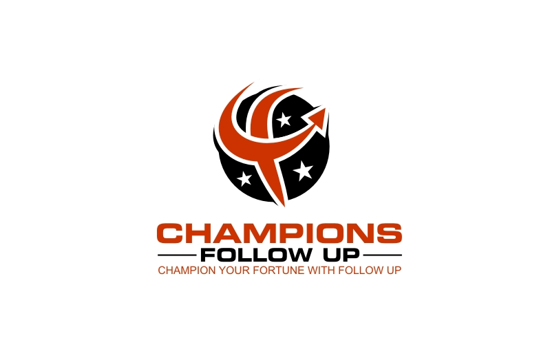 Logo Design by untung - Entry No. 17 in the Logo Design Contest Fun Logo Design for Champions Follow Up.
