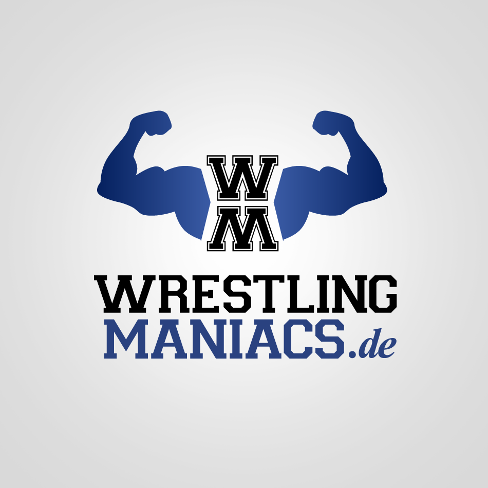 Logo Design by Mark Raymond Faelmoca - Entry No. 73 in the Logo Design Contest Wrestling Maniacs.