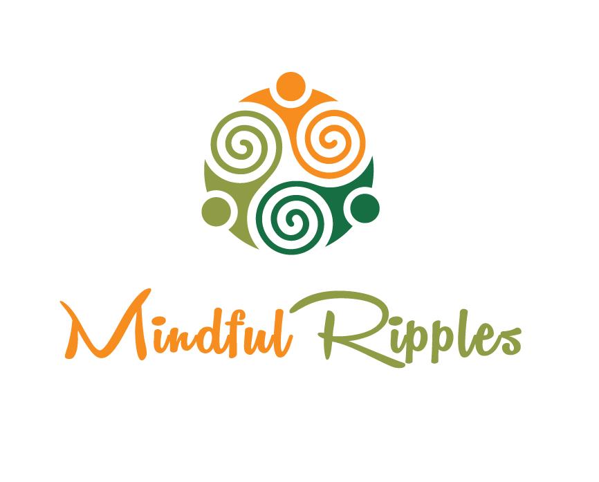 Logo Design by RasYa Muhammad Athaya - Entry No. 33 in the Logo Design Contest Mindful Ripples Logo Design.
