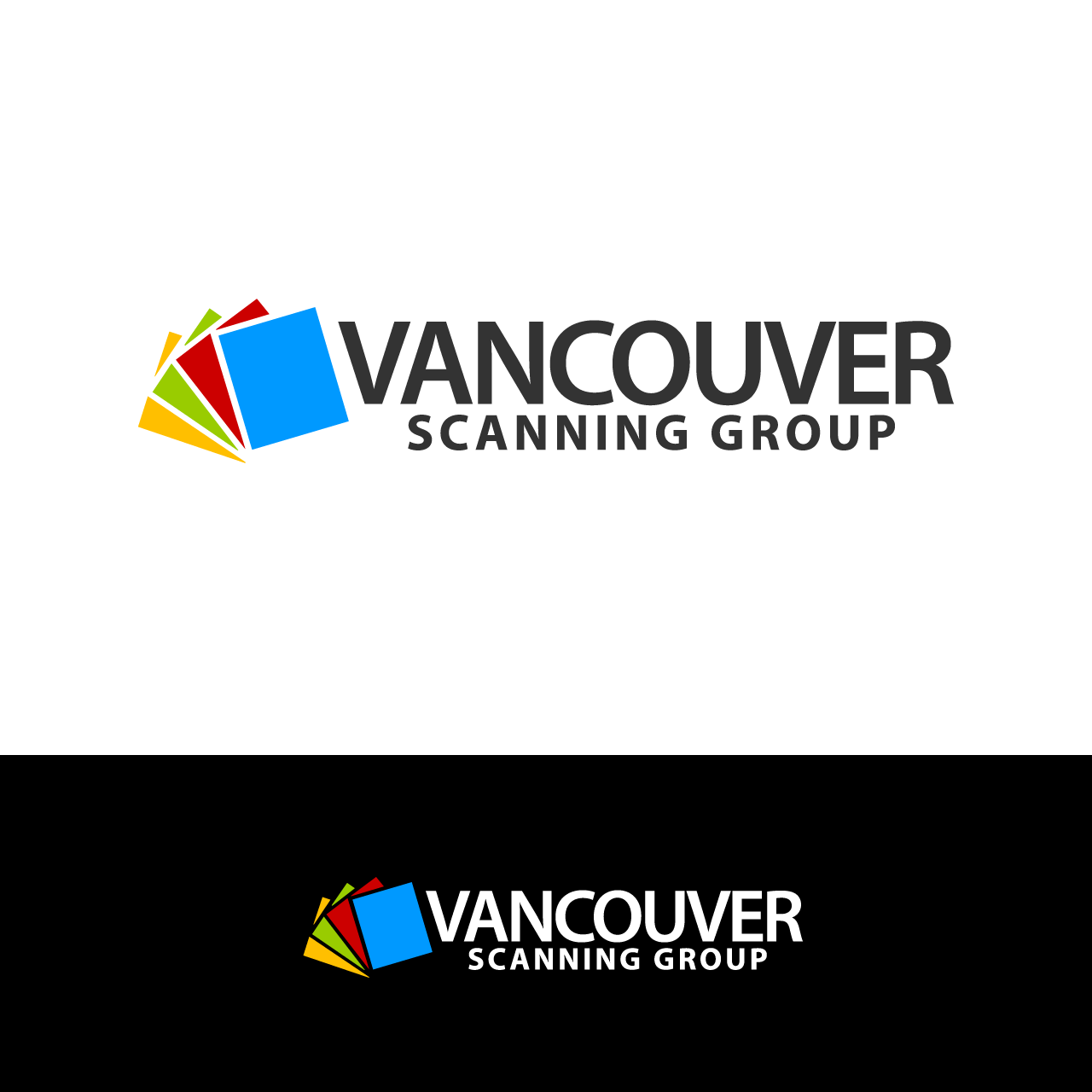Logo Design by umxca - Entry No. 116 in the Logo Design Contest Vancouver Scanning Group.