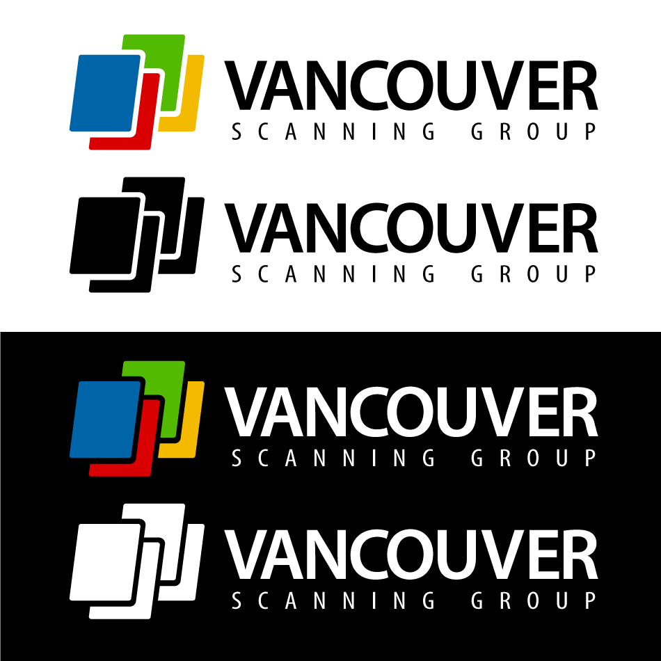 Logo Design by Private User - Entry No. 117 in the Logo Design Contest Vancouver Scanning Group.