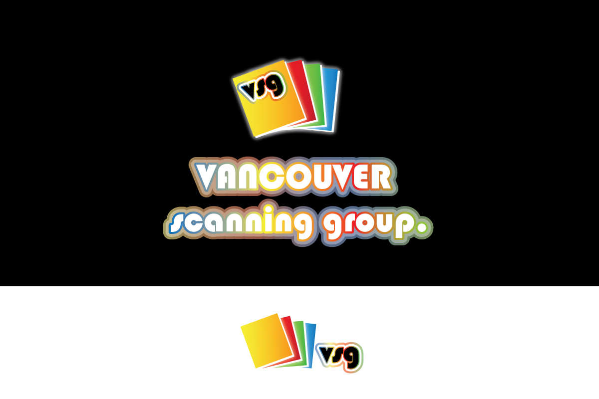 Logo Design by stellabtsl - Entry No. 119 in the Logo Design Contest Vancouver Scanning Group.