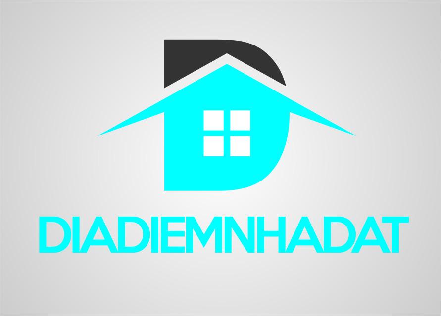Logo Design by Yuda Hermawan - Entry No. 87 in the Logo Design Contest New Logo Design for DIADIEMNHADAT.