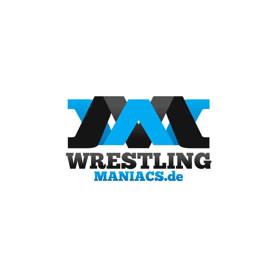 Logo Design by moxlabs - Entry No. 75 in the Logo Design Contest Wrestling Maniacs.