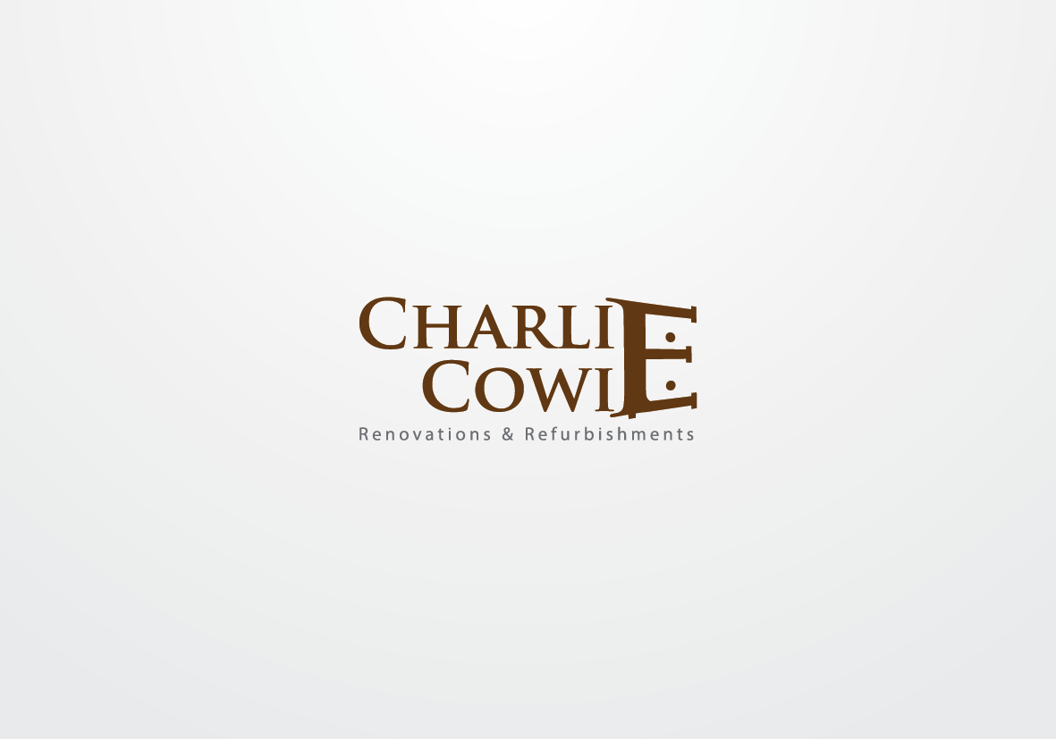 Logo Design by Asrullah Muin - Entry No. 3 in the Logo Design Contest Charlie Cowie Renovations & Refurbishments Logo Design.