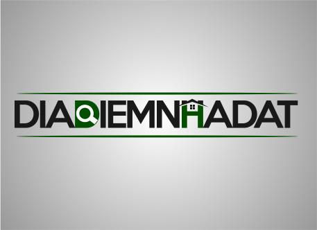 Logo Design by Yuda Hermawan - Entry No. 92 in the Logo Design Contest New Logo Design for DIADIEMNHADAT.