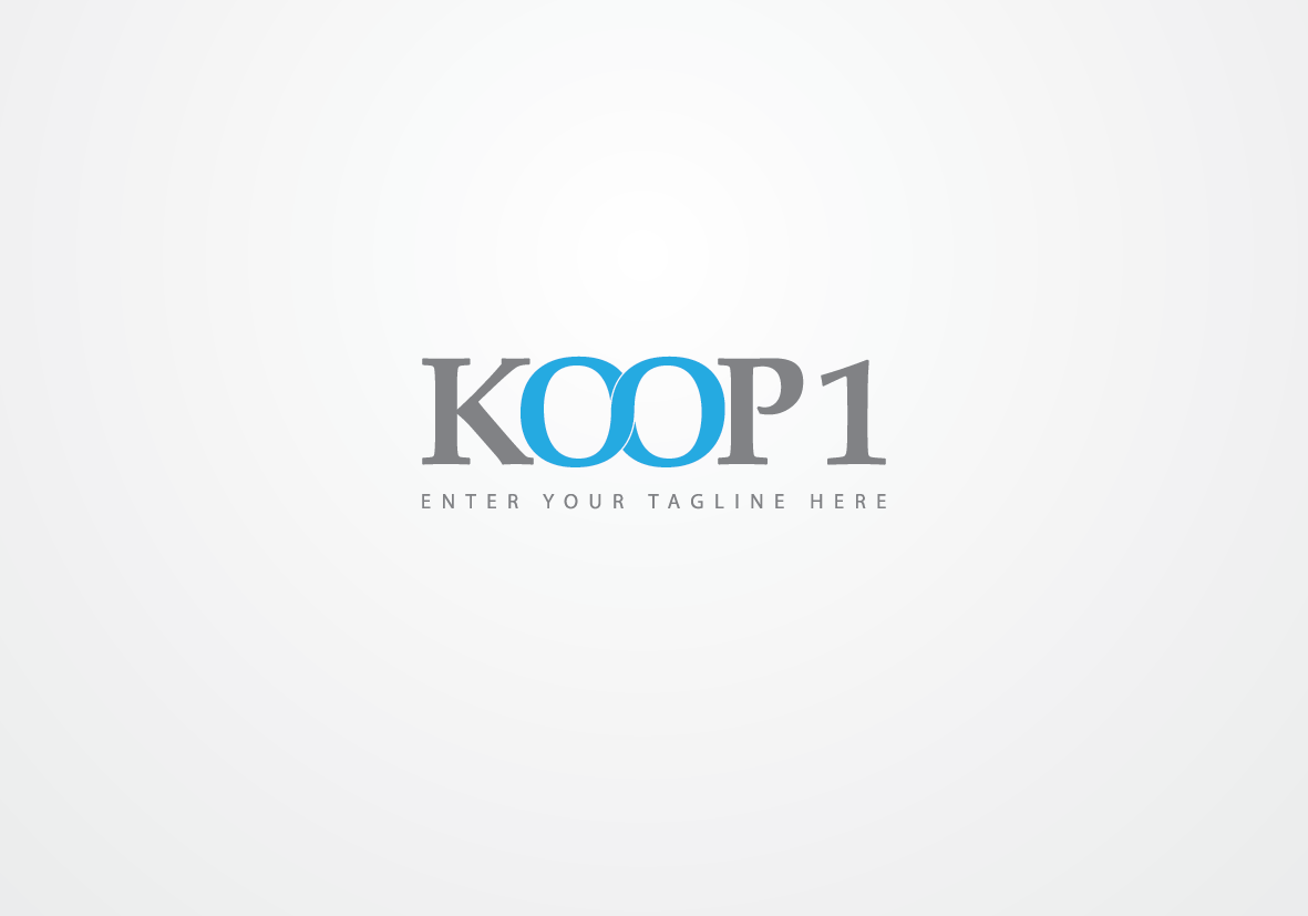 Logo Design by Asrullah Muin - Entry No. 1 in the Logo Design Contest Creative Logo Design for KOOP 1.