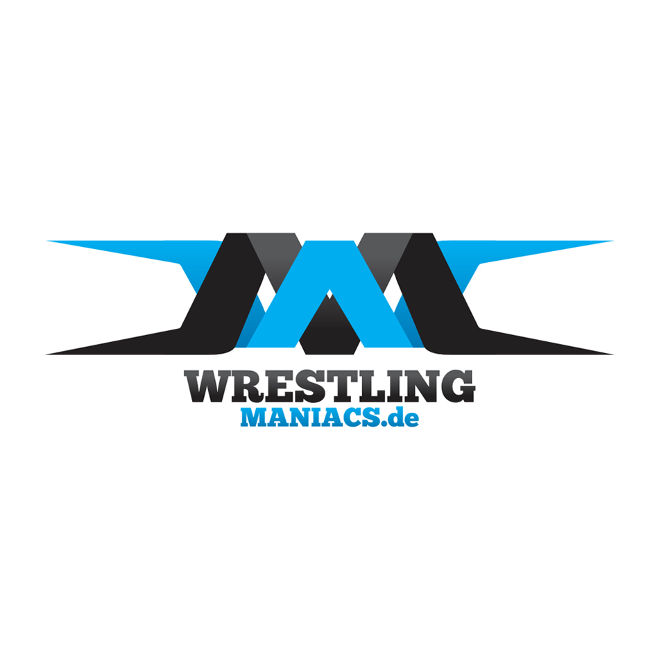 Logo Design by moxlabs - Entry No. 76 in the Logo Design Contest Wrestling Maniacs.