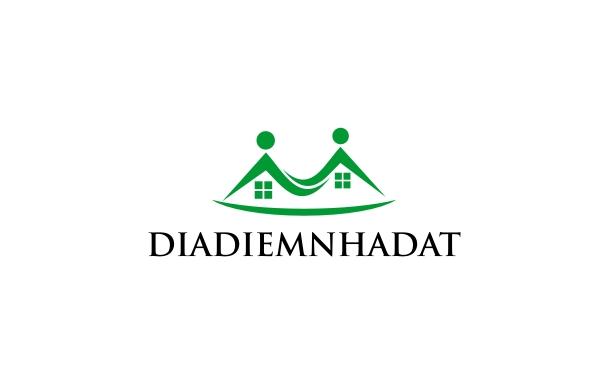 Logo Design by untung - Entry No. 101 in the Logo Design Contest New Logo Design for DIADIEMNHADAT.