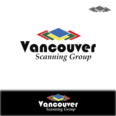 Logo Design by devil_art213 - Entry No. 126 in the Logo Design Contest Vancouver Scanning Group.