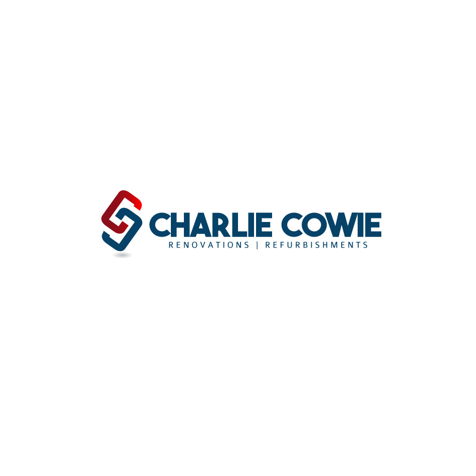 Logo Design by moonflower - Entry No. 31 in the Logo Design Contest Charlie Cowie Renovations & Refurbishments Logo Design.