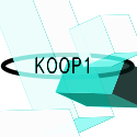 Logo Design by Misha Sempill - Entry No. 10 in the Logo Design Contest Creative Logo Design for KOOP 1.