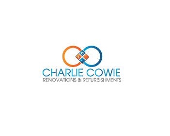 Logo Design by Private User - Entry No. 42 in the Logo Design Contest Charlie Cowie Renovations & Refurbishments Logo Design.