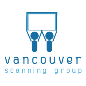 Logo Design by rabbits_illusions - Entry No. 130 in the Logo Design Contest Vancouver Scanning Group.