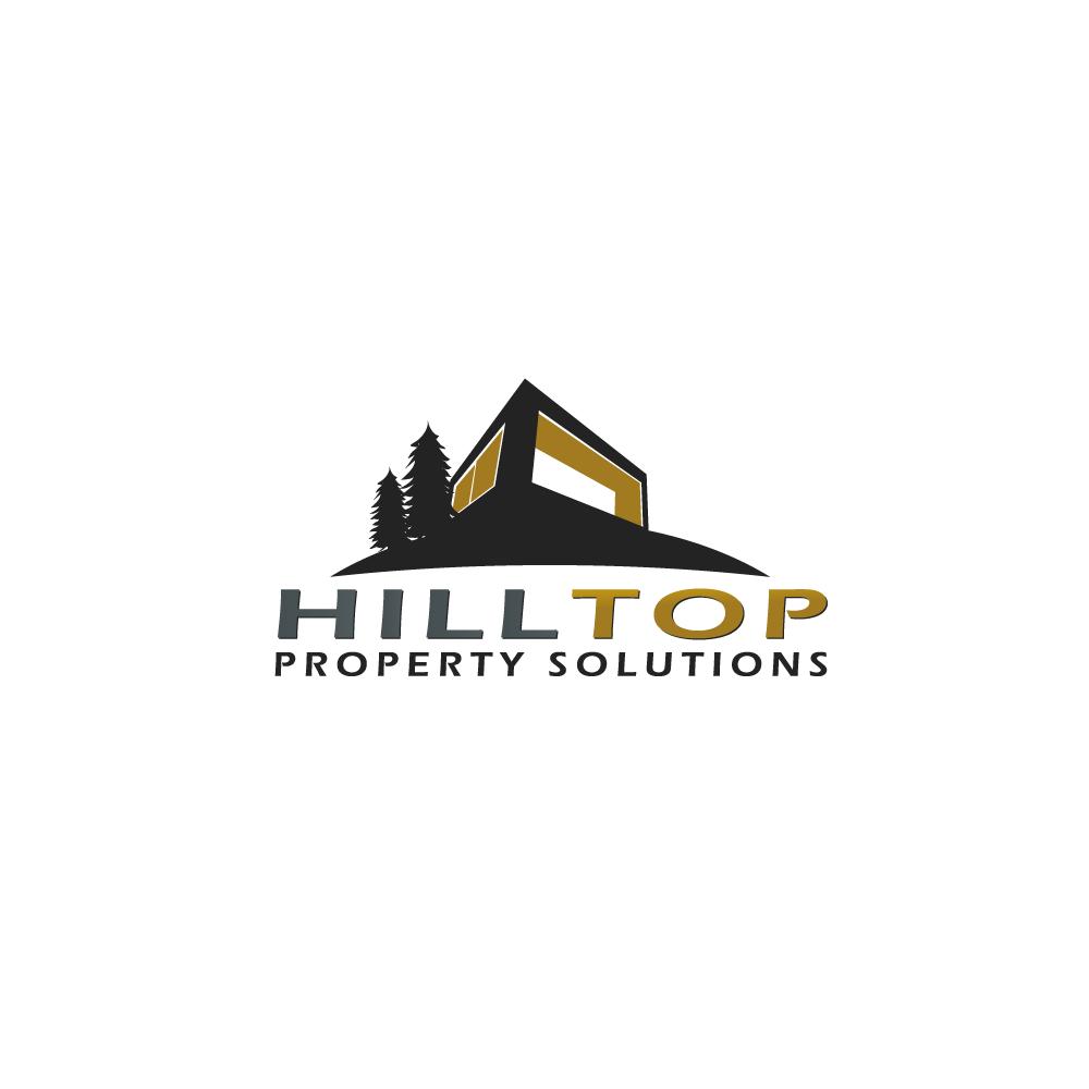 Logo Design by rockin - Entry No. 2 in the Logo Design Contest Imaginative Logo Design for Hilltop Property Solutions.