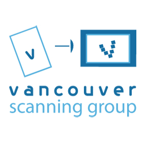 Logo Design by rabbits_illusions - Entry No. 131 in the Logo Design Contest Vancouver Scanning Group.