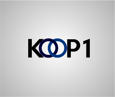 Logo Design by Yuda Hermawan - Entry No. 17 in the Logo Design Contest Creative Logo Design for KOOP 1.