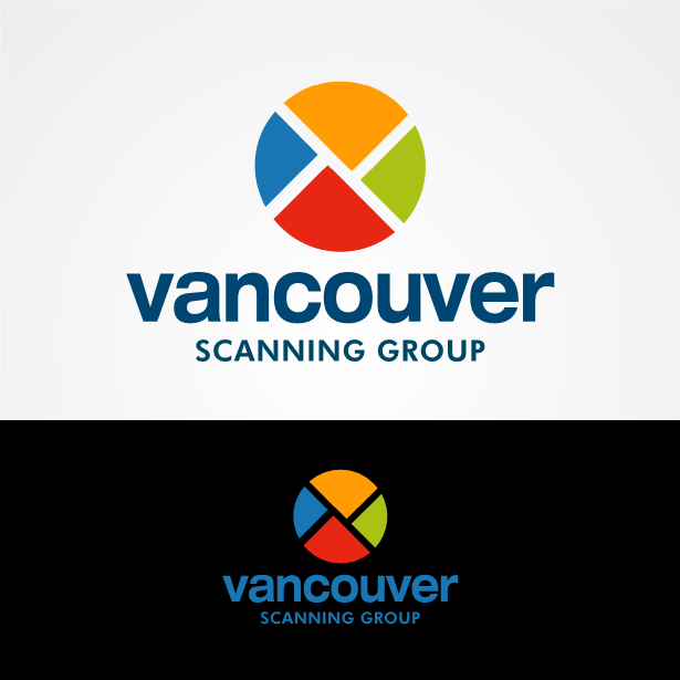 Logo Design by wync - Entry No. 133 in the Logo Design Contest Vancouver Scanning Group.