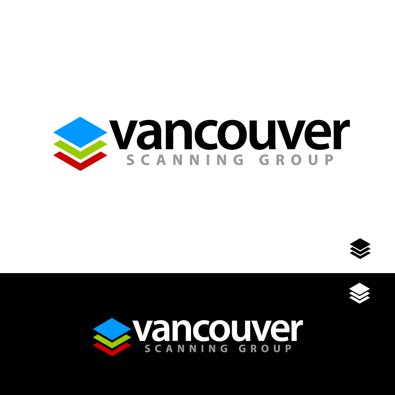 Logo Design by umxca - Entry No. 134 in the Logo Design Contest Vancouver Scanning Group.