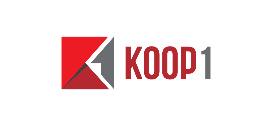 Logo Design by RasYa Muhammad Athaya - Entry No. 28 in the Logo Design Contest Creative Logo Design for KOOP 1.