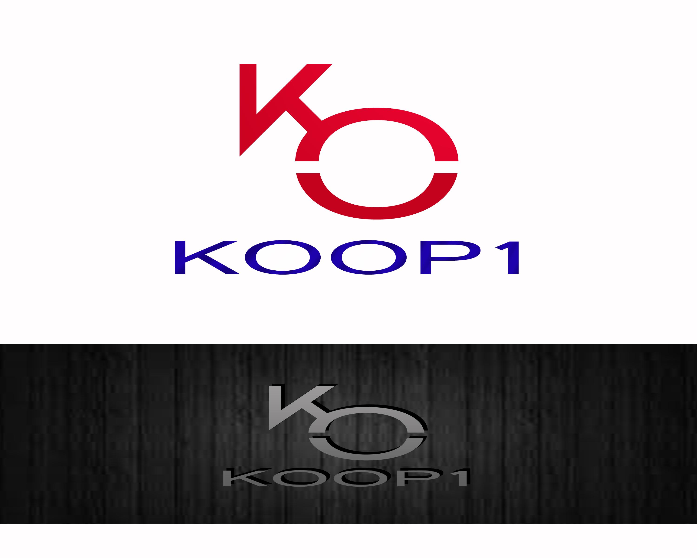 Logo Design by Jade Sama - Entry No. 29 in the Logo Design Contest Creative Logo Design for KOOP 1.