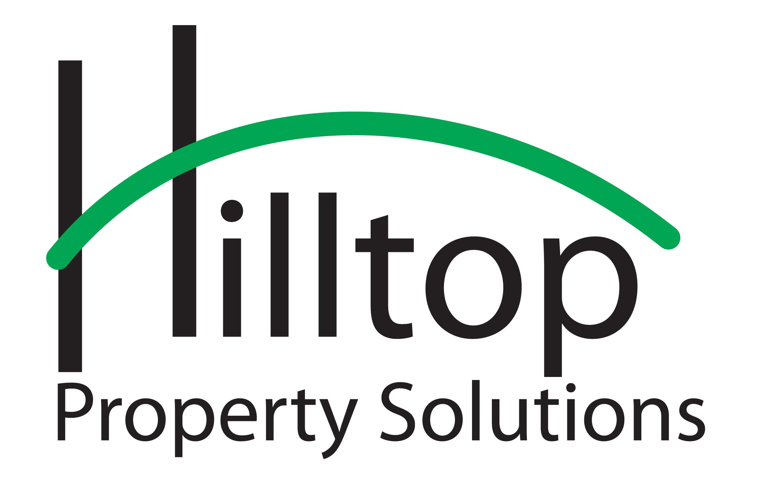 Logo Design by Greg Dimler - Entry No. 8 in the Logo Design Contest Imaginative Logo Design for Hilltop Property Solutions.