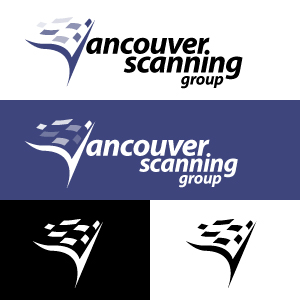 Logo Design by Angely - Entry No. 138 in the Logo Design Contest Vancouver Scanning Group.