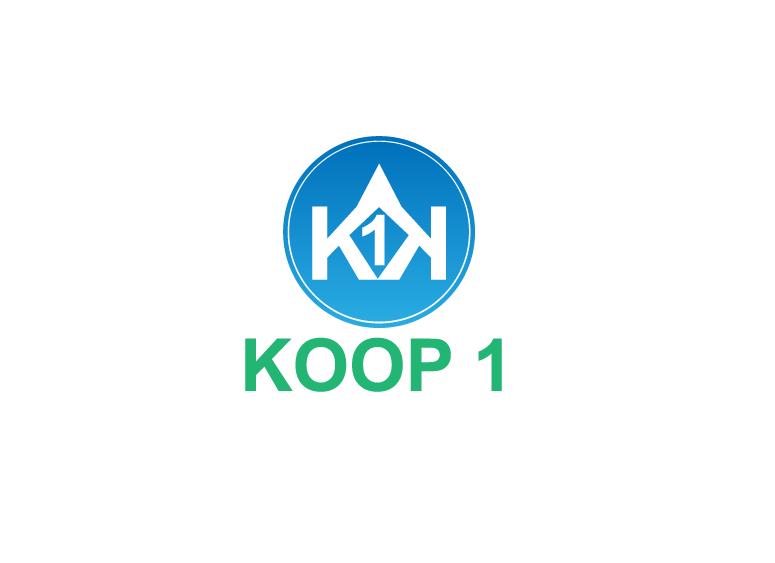 Logo Design by Private User - Entry No. 61 in the Logo Design Contest Creative Logo Design for KOOP 1.