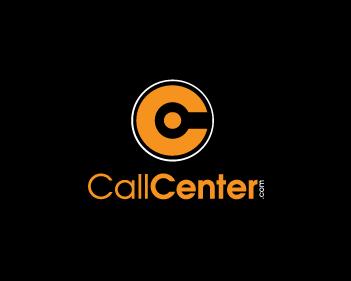 Logo Design by Private User - Entry No. 145 in the Logo Design Contest Captivating Logo Design for CallCenter.com.