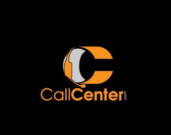 Logo Design by Private User - Entry No. 146 in the Logo Design Contest Captivating Logo Design for CallCenter.com.